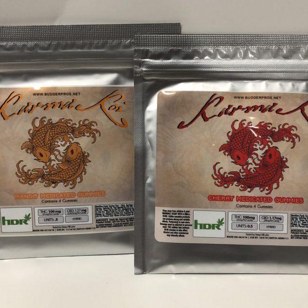 karma koi cannabis gummies